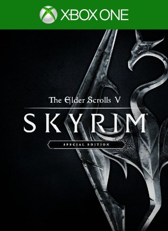 Skyrim Special Edition: The Elder Scrolls V - Mídia Digital - Xbox One - Xbox Series X|S