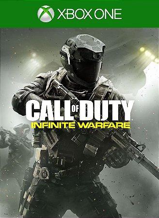 Call of Duty: Infinite Warfare - COD IW - Mídia Digital - Xbox One - Xbox Series X|S