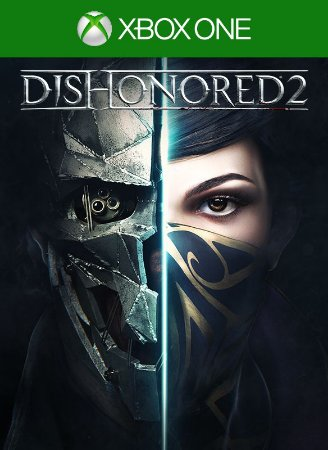 Dishonored 2 - Mídia Digital - Xbox One - Xbox Series X|S