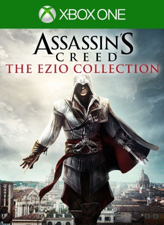 Assassin's Creed - The Ezio Collection - Mídia Digital - Xbox One