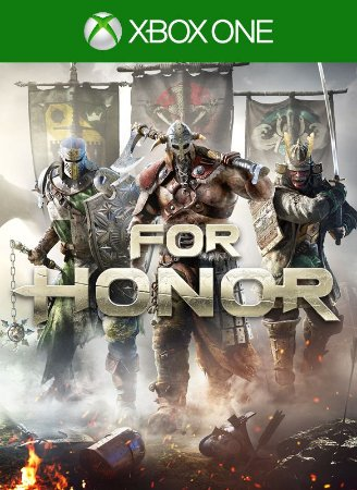 For Honor - Mídia Digital - Xbox One