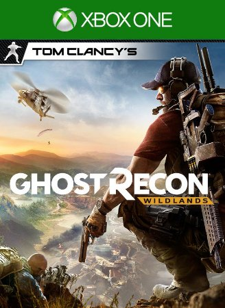 Tom Clancy's Ghost Recon - Wildlands - Mídia Digital - Xbox One - Xbox Series X|S