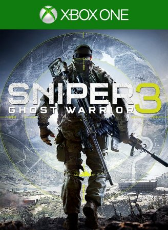Sniper Ghost Warrior 3 - Mídia Digital - Xbox One - Xbox Series X|S