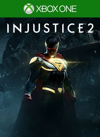 Injustice 2 - Mídia Digital - Xbox One