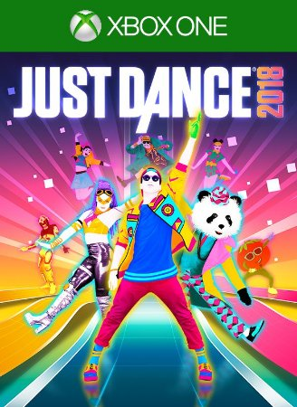 Just Dance 2018 - Mídia Digital - Xbox One - Xbox Series X|S