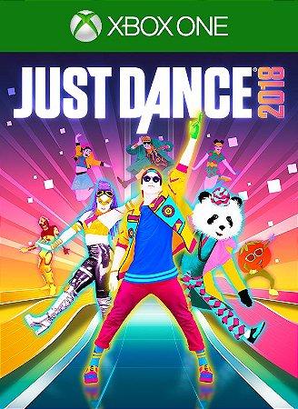 Just Dance 2018 - Mídia Digital - Xbox One