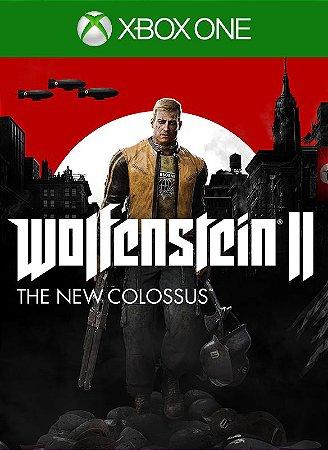 Wolfenstein II: The New Colossus (Wolfenstein 2) - Mídia Digital - Xbox One - Xbox Series X|S