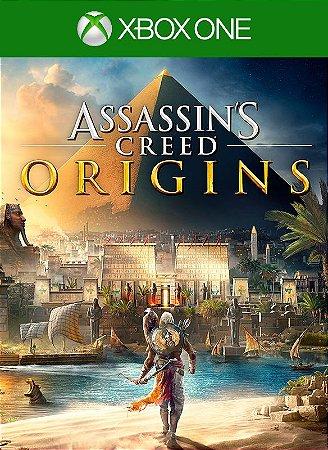 Assassin's Creed Origins - Mídia Digital - Xbox One