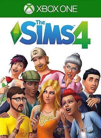 The Sims 4 - Mídia Digital - Xbox One