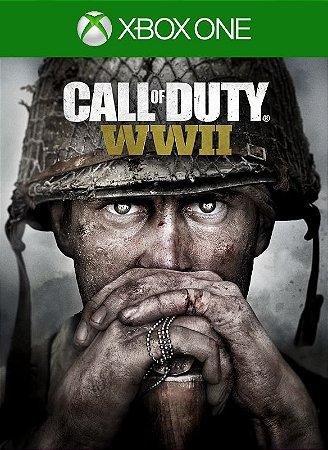 Call of Duty: WWII (COD WW2) - Mídia Digital - Xbox One