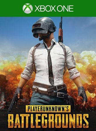 Playerunknown's Battlegrounds (PUBG) - Mídia Digital - Xbox One