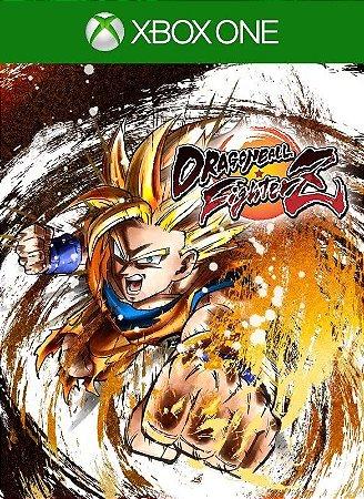 Dragon Ball FighterZ - DBZ FighterZ  - Mídia Digital - Xbox One