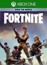 Fortnite - Salve o Mundo - Mídia Digital - Xbox One