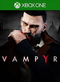 Vampyr - Mídia Digital - Xbox One - Xbox Series X|S