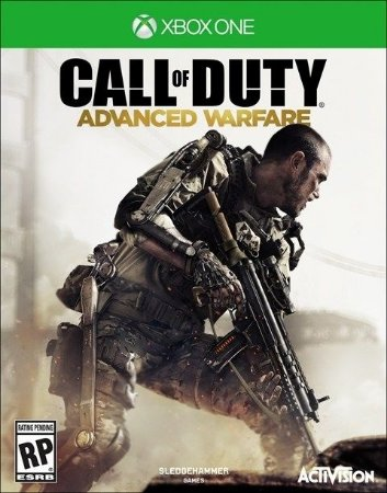 Call of Duty: Advanced Warfare - COD AW - Mídia Digital - Xbox One