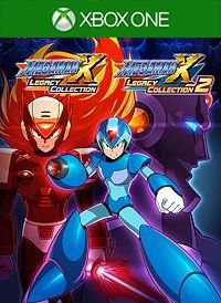 Mega Man X Legacy Collection 1+2 - Mídia Digital - Xbox One - Xbox Series X|S