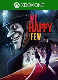 We Happy Few - Mídia Digital - Xbox One - Xbox Series X|S