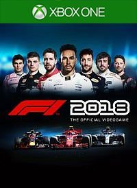 F1 2018 - Fórmula 1 2018 - Mídia Digital - Xbox One - Xbox Series X|S