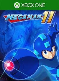 Mega Man 11 - Mídia Digital - Xbox One - Xbox Series X|S