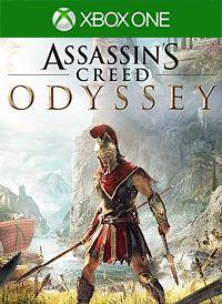Assassin's Creed Odyssey - Mídia Digital - Xbox One