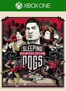 Sleeping Dogs Definitive Edition - Mídia Digital - Xbox One