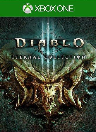 Diablo III: Eternal Collection - Mídia Digital - Xbox One - Xbox Series X|S