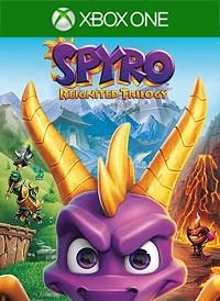 Spyro Reignited Trilogy - Mídia Digital - Xbox One