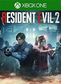 RESIDENT EVIL 2 (RE 2) - Mídia Digital - Xbox One