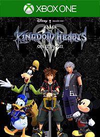 KINGDOM HEARTS Ⅲ - Mídia Digital - Xbox One