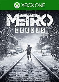 Metro Exodus - Mídia Digital - Xbox One
