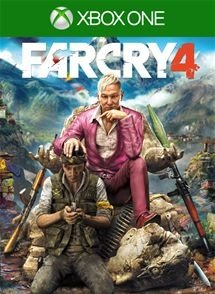 Far Cry 4  - Mídia Digital - Xbox One