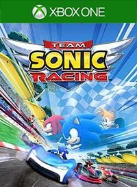 Team Sonic Racing - Mídia Digital - Xbox One - Xbox Series X|S