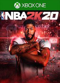 NBA 2K20 - Mídia Digital - Xbox One