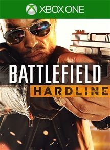 Battlefield Hardline - Mídia Digital - Xbox One - Xbox Series X|S