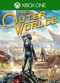 The Outer Worlds - Mídia Digital - Xbox One - Xbox Series X|S