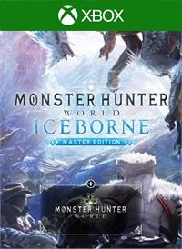 Monster Hunter World: Iceborne Master Edition - Mídia Digital - Xbox One - Xbox Series X|S