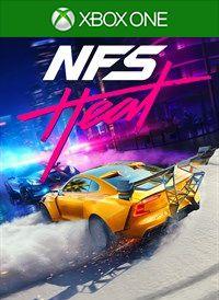 Need for Speed Heat - NFS Heat - Mídia Digital - Xbox One - Xbox Series X|S