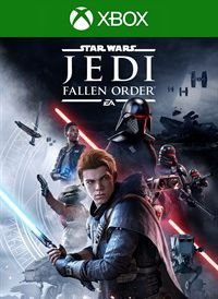 STAR WARS Jedi: Fallen Order - Mídia Digital - Xbox One - Xbox Series X|S