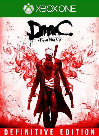 DmC Devil May Cry: Definitive Edition - Xbox One- Mídia Digital