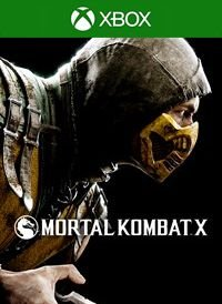Mortal Kombat X - Mídia Digital - Xbox One - Xbox Series X|S