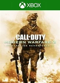 Call of Duty: Modern Warfare 2 Campaign Remastered - COD MW2 Remasterizado - Mídia Digital - Xbox One - Xbox Series X|S