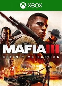 Mafia III: Definitive Edition - Máfia 3  Edição Definitiva - Mídia Digital - Xbox One - Xbox Series X|S