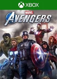 Vingadores - Marvel's Avengers - Jogo - Mídia Digital - Xbox One - Xbox Series X S