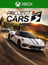 Project CARS 3 - Mídia Digital - Xbox One - Xbox Series X|S