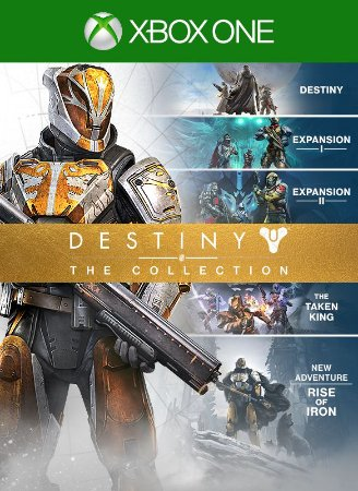 Destiny: A Coletânea  - Mídia Digital - Xbox One - Xbox Series X|S