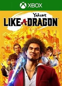 Yakuza: Like a Dragon - Mídia Digital - Xbox One - Xbox Series X|S
