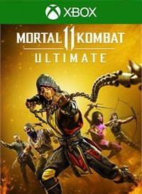 Mortal Kombat 11 Ultimate - Mídia Digital - Xbox One - Xbox Series X|S