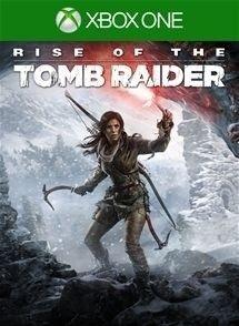 Rise of The Tomb Raider - Mídia Digital - Xbox One