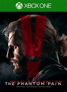 METAL GEAR SOLID V: THE PHANTOM PAIN - Mídia Digital - Xbox One - Xbox Series X|S