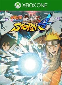 NARUTO SHIPPUDEN: Ultimate Ninja® STORM 4 - Xbox One - Xbox Series X|S